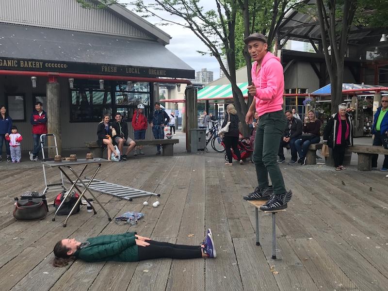 Outside of Public Market