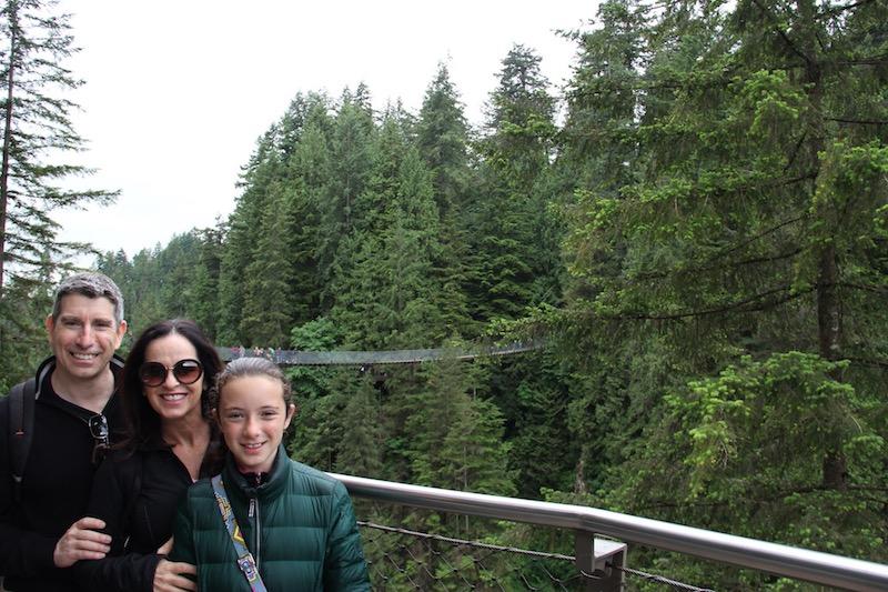 Vancouver Capilano Suspension Bridge Park