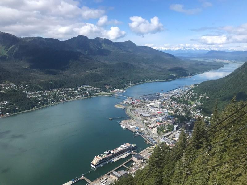 Mount Roberts Tramway - Alaska
