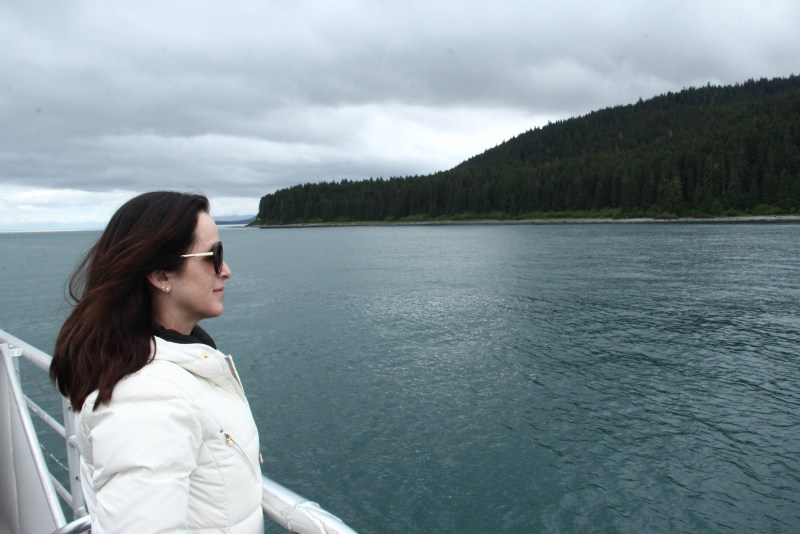 Alaska Celebrity Cruise: ports and shore excursions