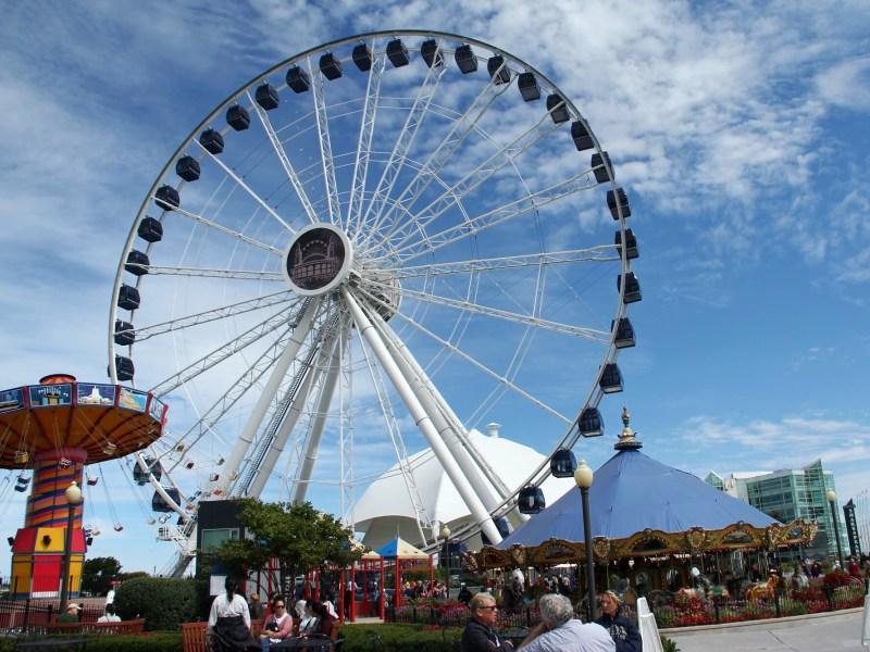 Centennial Ferris Wheel