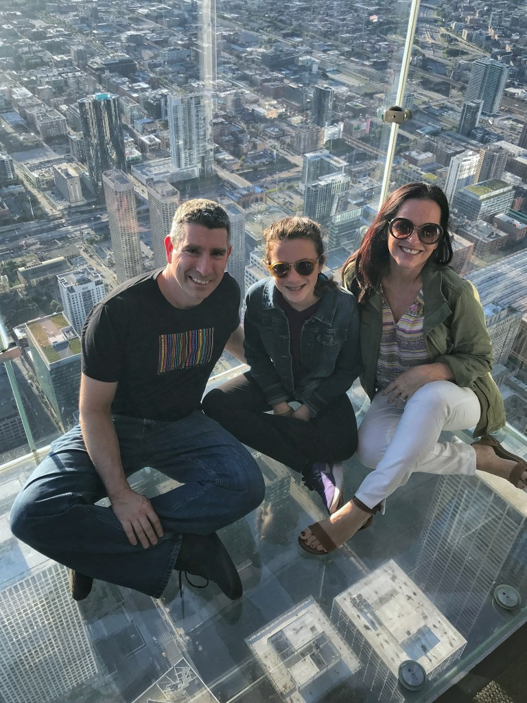 Skydeck at Willis Tower