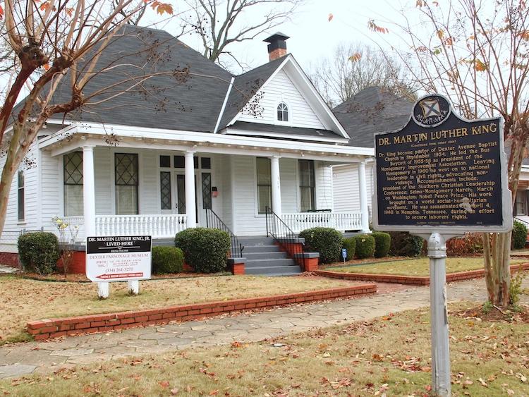 Dexter Parsonage Museum