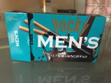 I need to fill a photo spot, so here is Pocky MEN'S. It's like regular Pocky, only smaller and four times as expensive :P