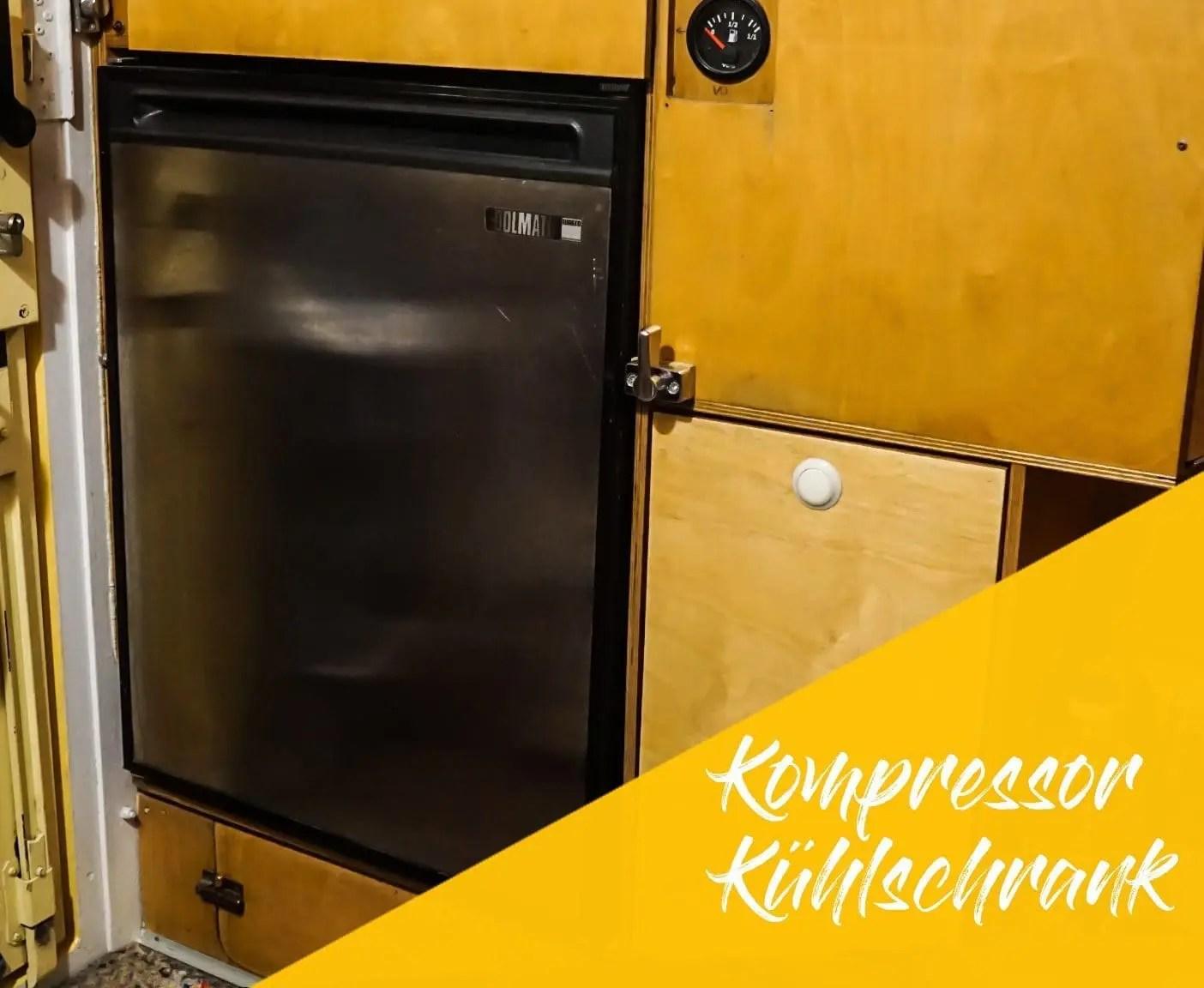 Kompressor Oder Absorber? 12V Camping Kühlschrank Im Test.
