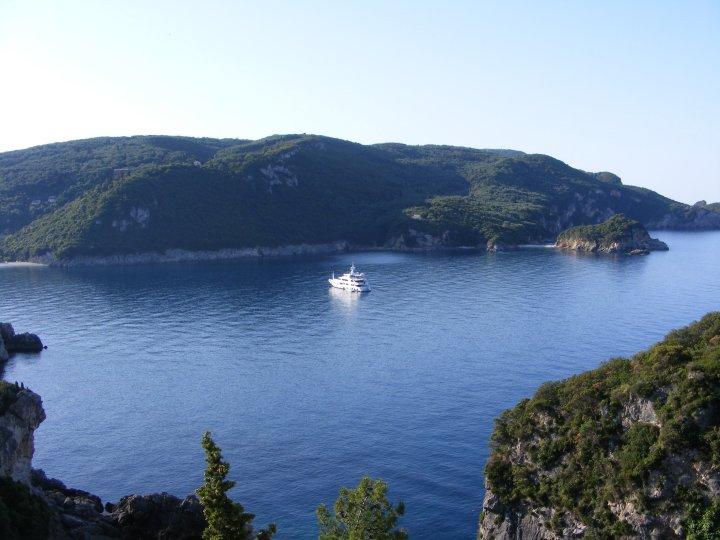 17 Easy Ways to Save Money on Travel - Paleokastritsa, Corfu, Greece