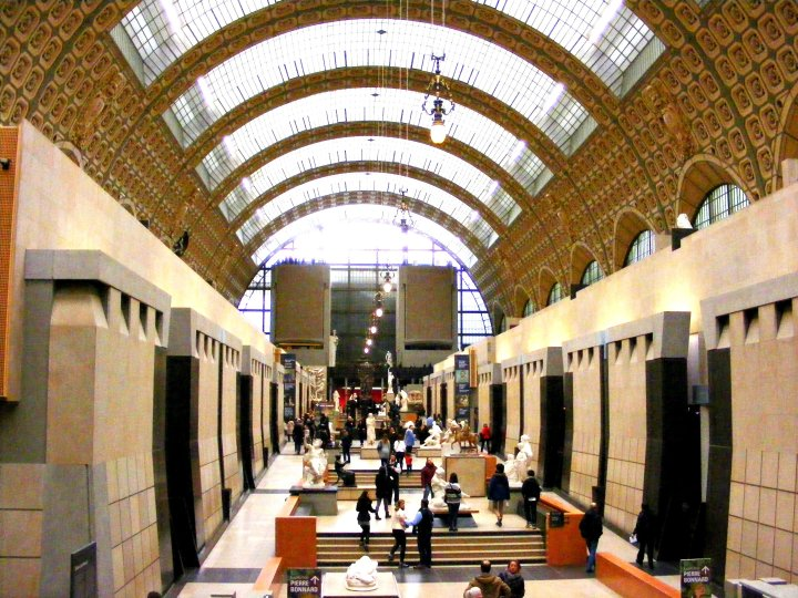16 Cool Things to Do in Paris - Musee d'Orsay, Paris