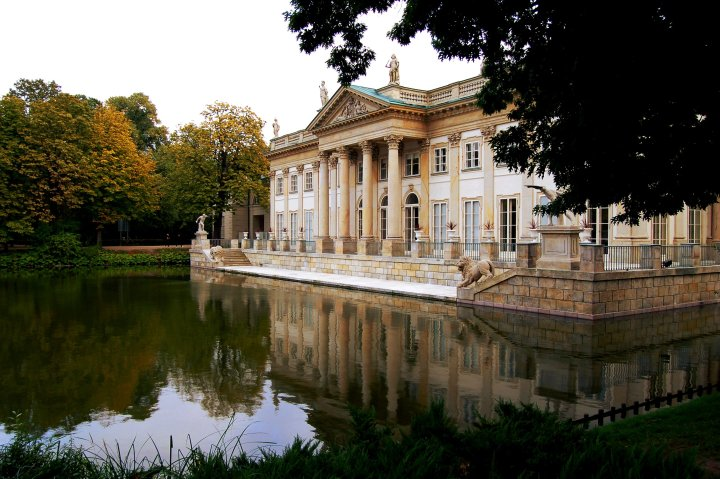 A Weekend in Warsaw Travel Guide - Lazienki Park, Warsaw