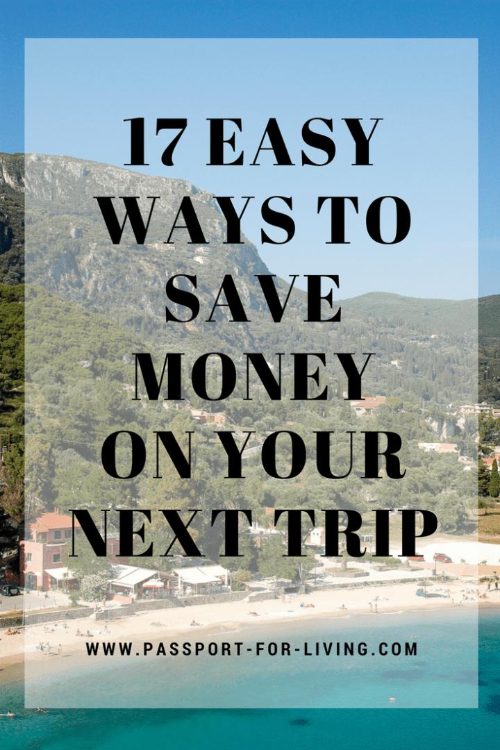 17 Easy Ways to Save Money on Travel - #travel #wanderlust #budgettravel #savingmoney #savemoney #cheaptravel #backpacker #travelinspiration