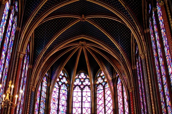 16 Cool Things to Do in Paris - Sainte-Chapelle, Paris