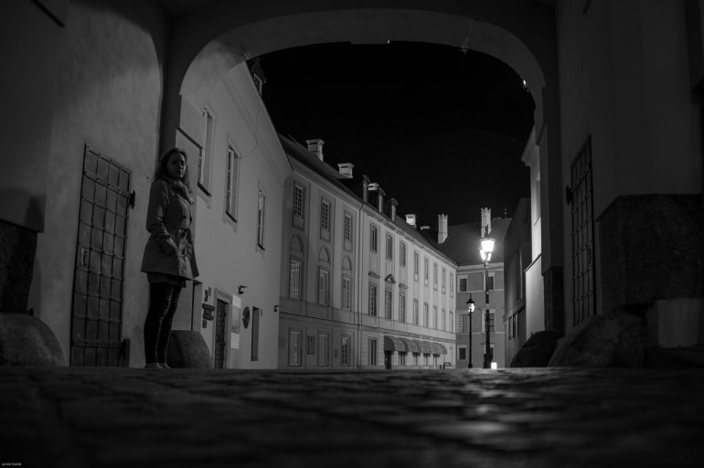 A Weekend in Warsaw Travel Guide - Warsaw's Old Town at Night