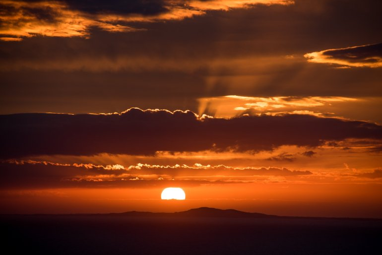 Isle of Skye Sunset - 30 Photos of the Isle of Skye to Ignite Your Wanderlust