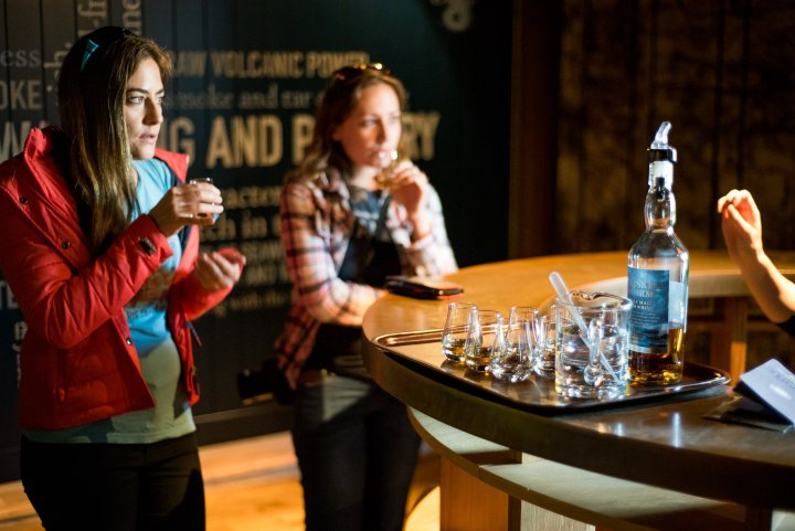 Talisker Distillery - 30 Photos of the Isle of Skye to Ignite Your Wanderlust