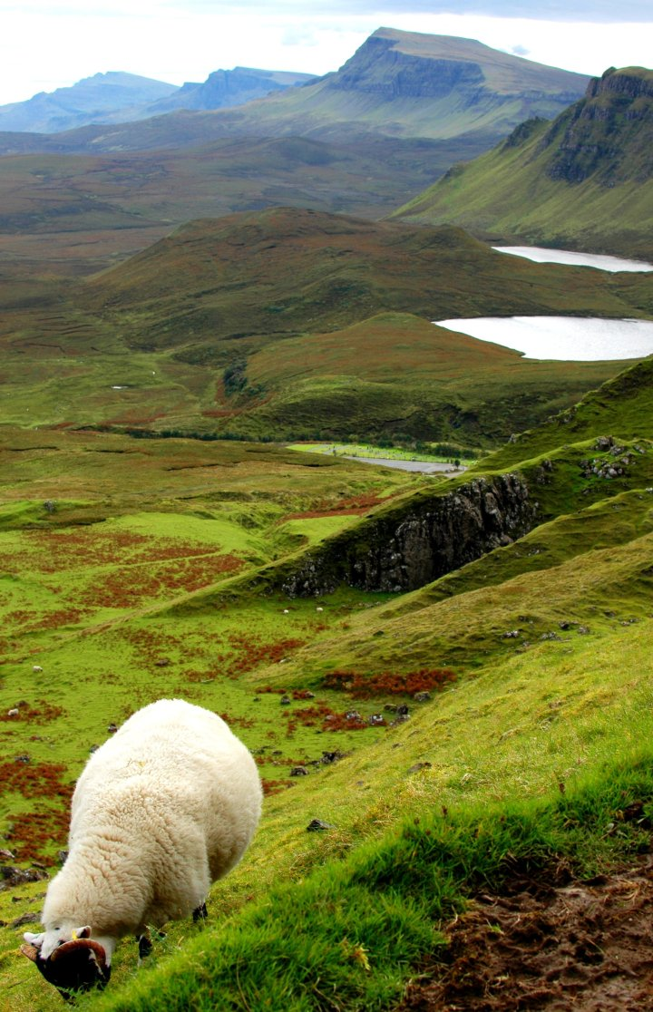 Hiking the Quiraing - 30 Photos of the Isle of Skye to Ignite Your Wanderlust