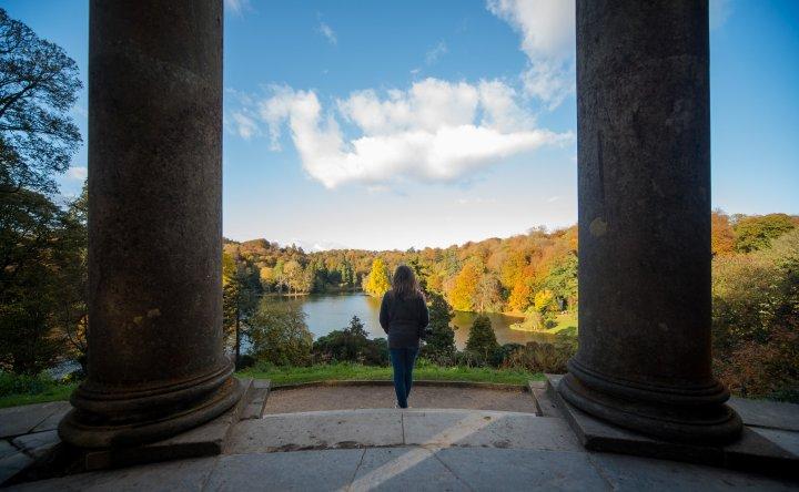 Stourhead House and Gardens, National Trust, UK #travel #lessons #lifelessons #gratitude #blessings #wanderlust #selfdevelopment #stourhead #nationaltrust