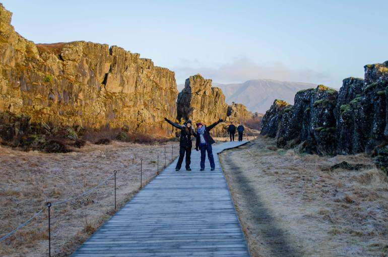 A 7-Day Winter Packing List for Iceland - Oxarafoss, Iceland