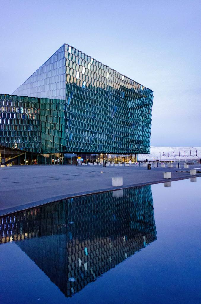 A Useful Travel Guide to Iceland - Harpa Concert Hall, Reykjavik