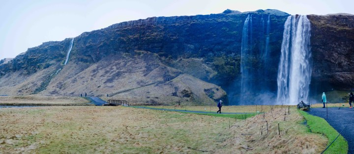 Iceland Budget: How Much Does a Trip to Iceland Cost? Seljalandsfoss Waterfall, Iceland