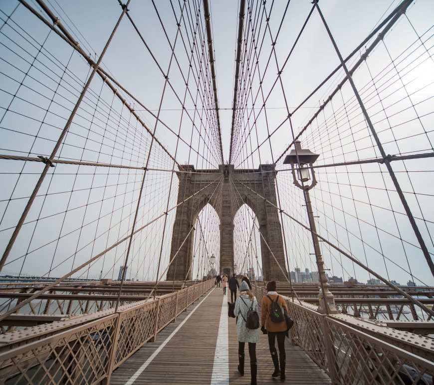 Brooklyn Bridge New York City - 43 Photos of New York City to Inspire You