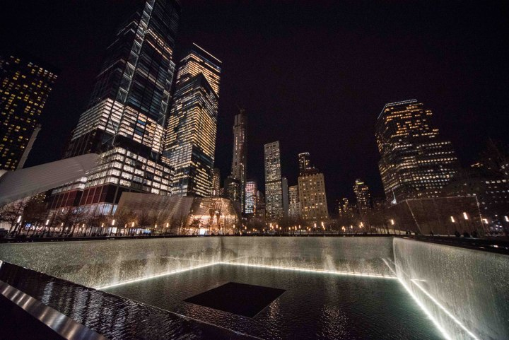 43 Epic Photos of New York City to Inspire You - 911 Memorial at Night