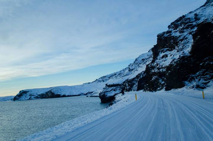 Driving in Iceland in Winter - All You Need to Know