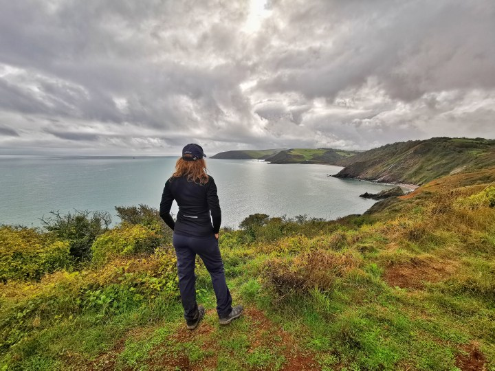 10 Months Hiking on the South West Coast Path, UK - Paignton to Kingswear