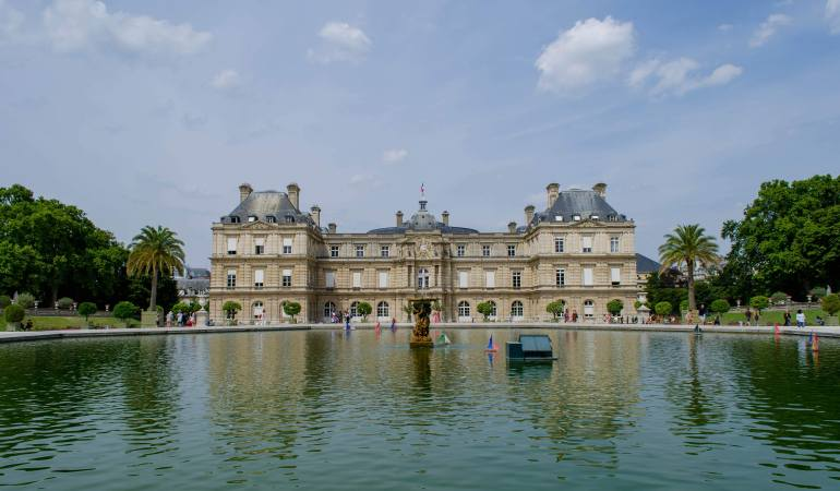 24 Hours in Paris, France - Jardin du Luxembourg