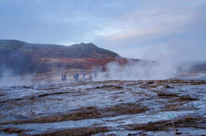 Strokkur Geysir - 10 Awesome Things to do in South Iceland