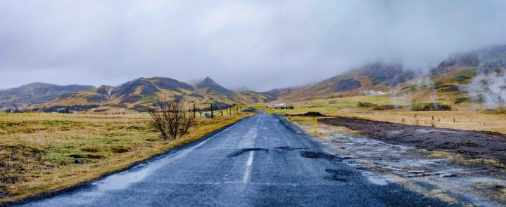 Hiking to Reykjadalur Hot Springs - 10 Awesome Things to do in South Iceland