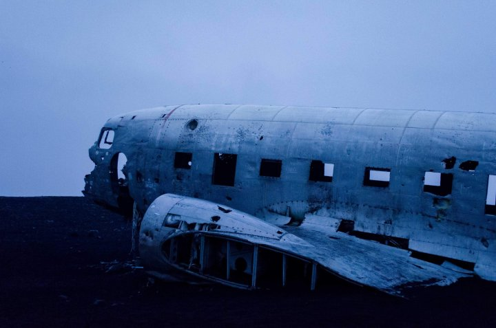 Sólheimasandur Plane Wreckage - 10 Awesome Things to do in South Iceland