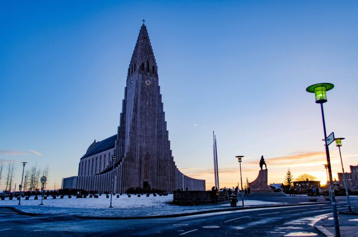 Hallgrímskirkja church - 10 Awesome Things to do in South Iceland