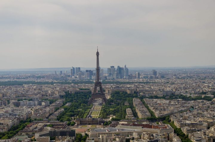 24 Hours in Paris - View from Tour Montparnasse