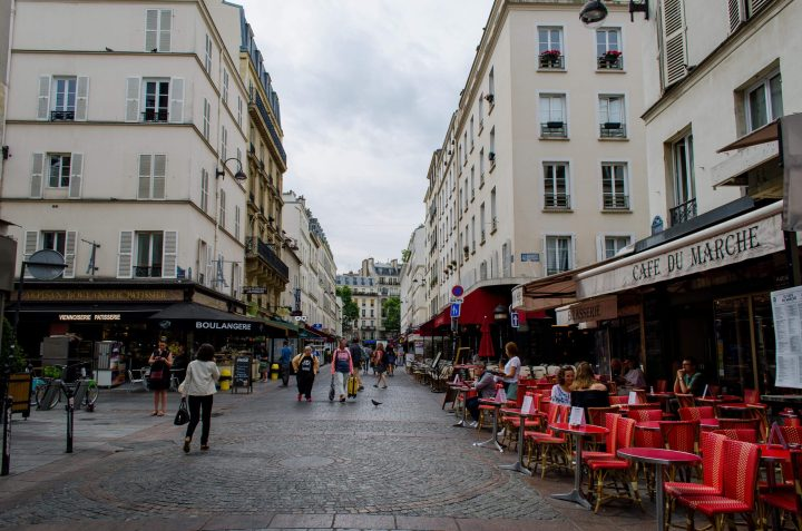 24 Hours in Paris - Rue Cler