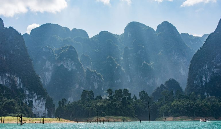 Khao Sok National Park Tour - Cheow Lan Lake