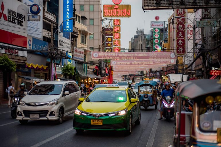 Chinatown, Bangkok - How to Spend 36 Hours in Bangkok