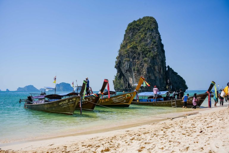 Phra Nang Beach, Krabi - Things to do in Krabi, Thailand