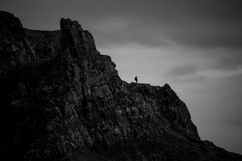 5 Reasons to Travel Solo (and Why You'll Love It) - Quiraing, Isle of Skye, Scotland