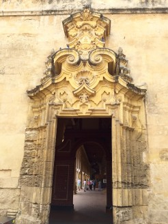 Entryway to La Mezquita