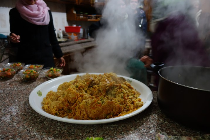 Visiting Petra, Jordan? Don't miss out on cooking with A Piece of Jordan, where you can learn to make home-made meals with locals! CLICK to read about my experience and book yours today! | http://passportandplates.com