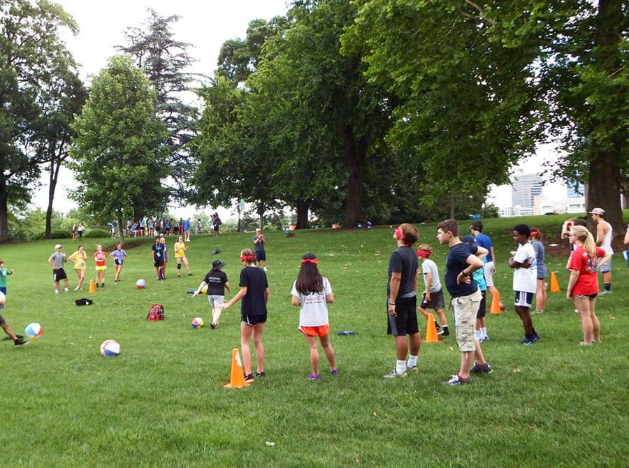 PASSPORT Camps Youth Christian Discipleship Camp