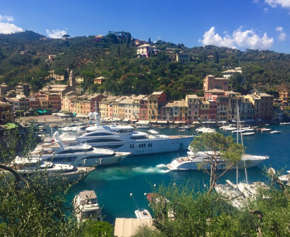 Image of Portofino harbour