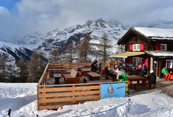Photo of Alphitta restaurant, Zermatt