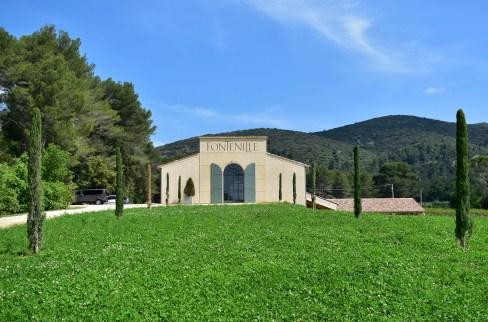 Domaine de Fontenille in the Luberon