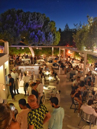 Interni restaurant, Mykonos