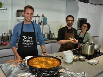 Taller Andaluz de Cocina cooking school, Seville