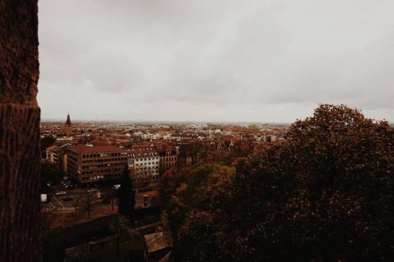 замок Нюрнберг