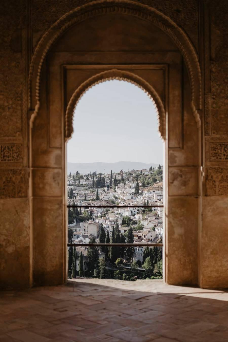 que ver en alhambra