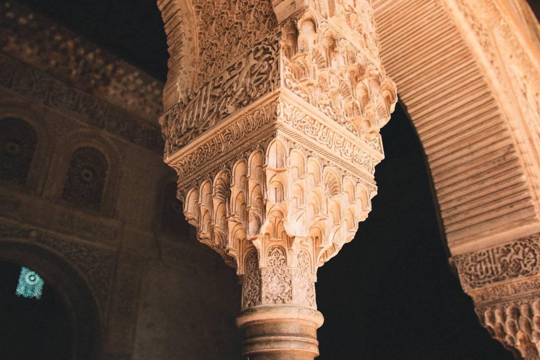 que ver en generalife alhambra