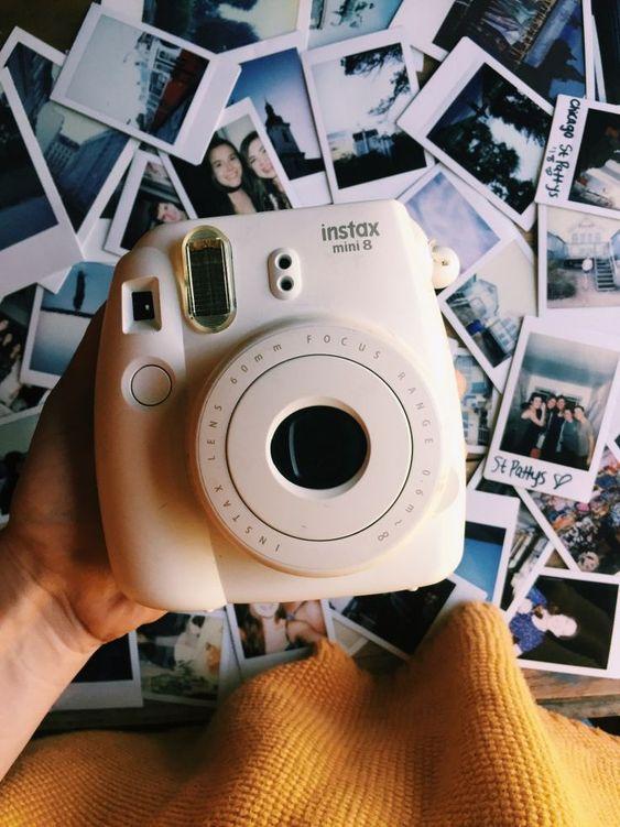 camara instantanea para fotos