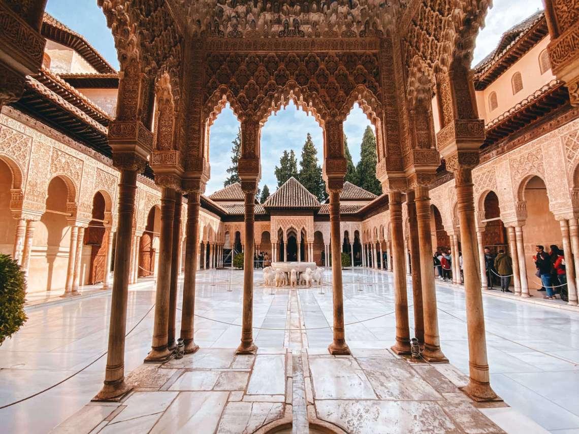 que-ver-en-alhambra